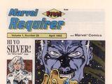 Marvel Requirer Vol 1 26