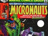 Micronauts Vol 1 25