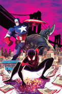 Miles Morales Spider-Man Vol 1 3 Textless
