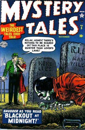 Mystery Tales Vol 1 5