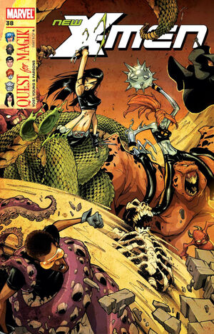 New X-Men Vol 2 38