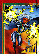 Ororo Munroe (Earth-616) from Marvel Universe Cards Series IV 0001