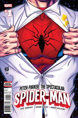 Peter Parker The Spectacular Spider-Man Vol 1 1
