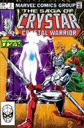 Saga of Crystar, Crystal Warrior Vol 1 2