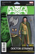 Secret Empire Vol 1 2 Action Figure Variant