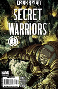 Secret Warriors Vol 1 2a