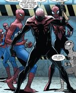 Spider-Army (Peter Parker's) (Multiverse) from Amazing Spider-Man Vol 3 13 001