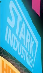 Stark Industries (Earth-65) from Edge of Spider-Verse Vol 1 2 001