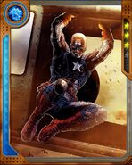 Steven Rogers (Earth-616) from Marvel War of Heroes 014