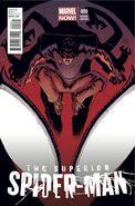 Superior Spider-Man Vol 1 9 Stegman Variant