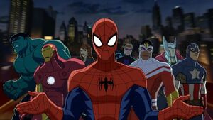 The Avenging Spider-Man Part 1