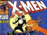 Uncanny X-Men Vol 1 249