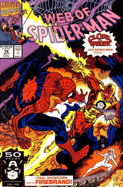 Web of Spider-Man Vol 1 78