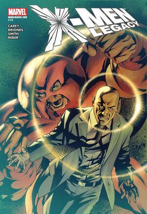 X-Men Legacy Vol 1 219