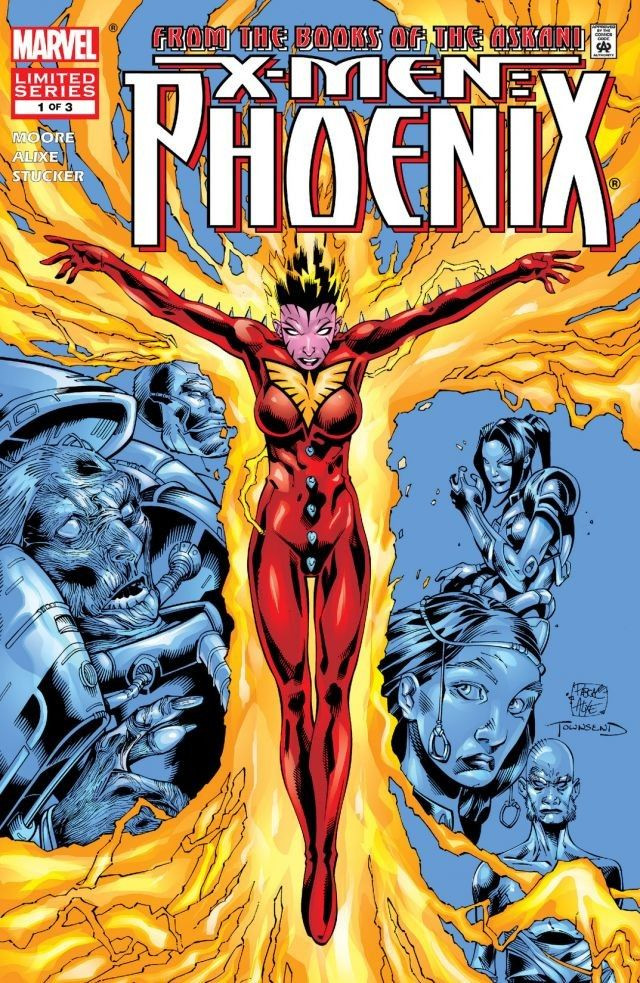 X Men Phoenix Vol 1 1 Marvel Database Fandom Powered By Wikia