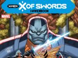 X of Swords Handbook Vol 1 1