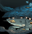 Aquarius Base from Amazing Spider-Man Vol 4 2 001.png