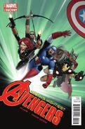 Avengers Vol 5 24.NOW Avengers as X-Men Christopher Variant