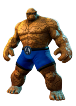 Benjamin Grimm (Earth-TRN258) from Marvel Heroes (video game) 0002