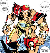 Beta Ray Bill (Earth-616) from Thor Vol 1 337 0001