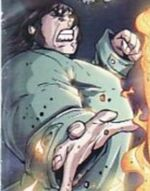 Calvin Zabo (Earth-9411) Spectacular Spider-Man (UK) Vol 1 187