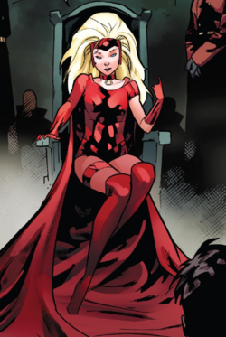 Candra (Earth-616) from Mr. and Mrs. X Vol 1 11 001