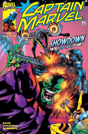 Captain Marvel Vol 4 6