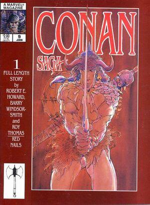 Conan Saga Vol 1 9