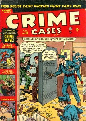 Crime Cases Comics Vol 1 10