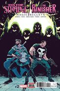 Doctor Strange Punisher Magic Bullets Vol 1 2