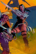 Elizabeth Braddock (Earth-11045) from Uncanny X-Force Vol 1 5 0001