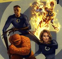 Fantastic Four (Earth-7187) from Mythos Fantastic Four Vol 1 1 001
