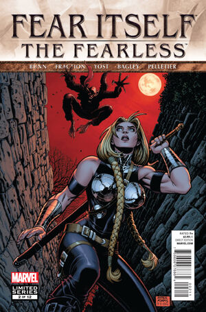Fear Itself The Fearless Vol 1 2