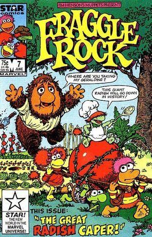 Fraggle Rock Vol 1 7