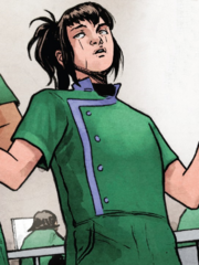 Gabrielle Kinney (Earth-616) from Age of X-Man Prisoner X Vol 1 1 001