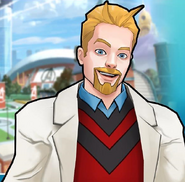 Henry Pym (Earth-TRN562) from Marvel Avengers Academy 003