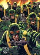 Hydra (Earth-9602) from Amalgam Comics (Trading Cards) 0001