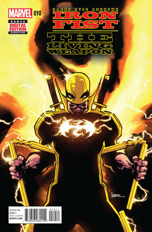 Iron Fist The Living Weapon Vol 1 10