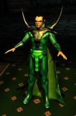 Karl Mordo (Earth-6109) from Marvel Ultimate Alliance 001