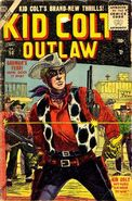 Kid Colt Outlaw Vol 1 50
