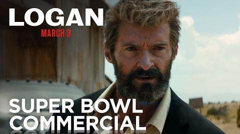 "Logan ""Grace"" SB51 Commercial 20th Century Fox"