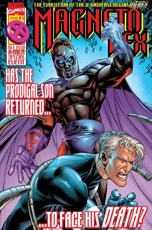 Magneto Rex Vol 1 2