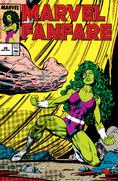 Marvel Fanfare Vol 1 48