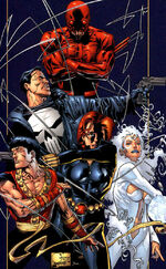 Marvel Knights Vol 1 1 Textless