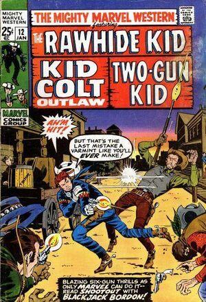 Mighty Marvel Western Vol 1 12