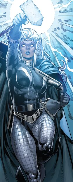 Ororo Munroe (Earth-616) from X-Men Gold Vol 2 25 001