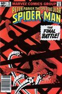 Peter Parker, The Spectacular Spider-Man Vol 1 79