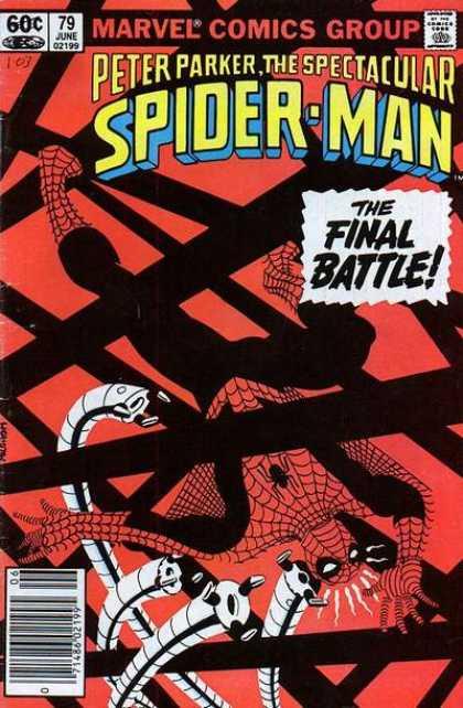 Peter Parker, The Spectacular Spider-Man Vol 1 79