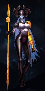 Proxima Midnight (Earth-TRN012) from Marvel Future Fight 001