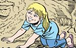 Sandra Baker (Earth-77013) Spider-Man Newspaper Strips